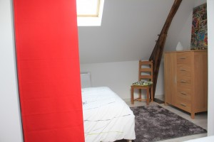 La chambre double - 1ier espace