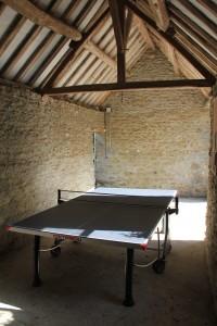 Préau et Ping-Pong